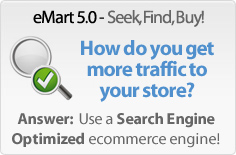 Search Engine Optimized Ecommerce Platform